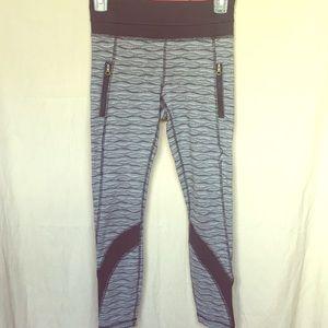 Lululemon ankle leggings size 4